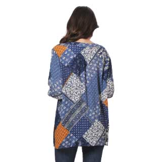 Select Woman Tunika Quilt